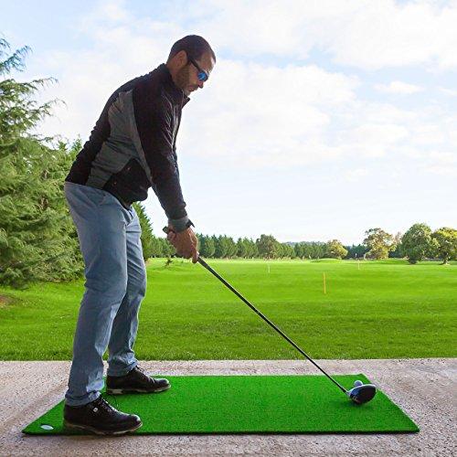 FORB Academy Golf Mat | 5ft x 3ft Roll Down Fairway Golf Mat