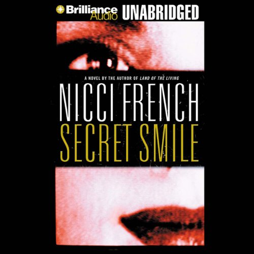 Secret Smile audiobook cover art