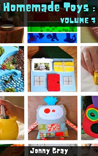 Homemade Toys: Volume 7 (English Edition)