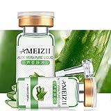Cara Suero Onkessy Aloe/Cereza/Arándano Esencia de ácido hialurónico Líquido Hidratante Suave Líneas finas