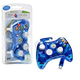 PDP Rock Candy Wired Controller for Microsoft Xbox 360 Blue