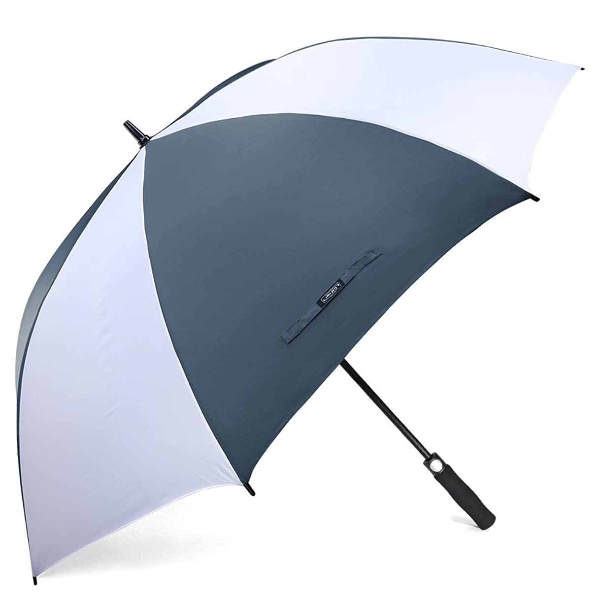 G4Free 62/68Inch Automatic Open Golf Umbrella Extra Large Windproof Oversize Waterproof Stick Umbrellas for Men Women