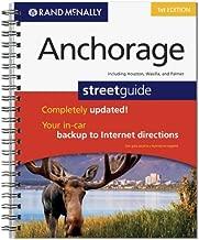 Rand McNally Anchorage, Alaska Streetguide: Including Houston, Wasilla, and Palmer