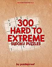 Best sudoku book hard Reviews