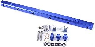 Blue Injection Fuel Rail Kit For Nissan Skyline R32 R33 R34 RB25 RB25DET Engines