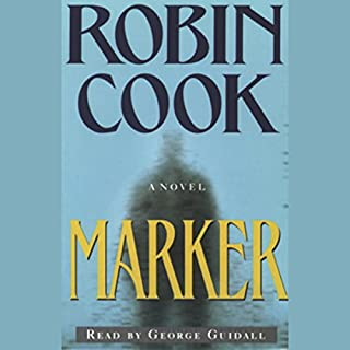 Marker audiobook cover art
