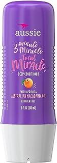 Tratamento Aussie Strong 3 Minute Miracle 236Ml, Aussie