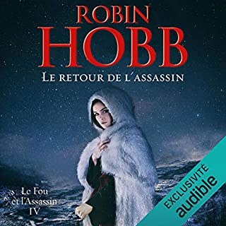 Couverture de Le retour de l'assassin
