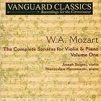 Complete Sonatas for Violin & Piano 1