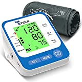 Blood Pressure Monitor BP Monitors Upper Arm Digital Automatic Blood Pressure Machine with Extra Large Adjustable Cuff 198 Sets Memory Portable BP Measure for Home Use