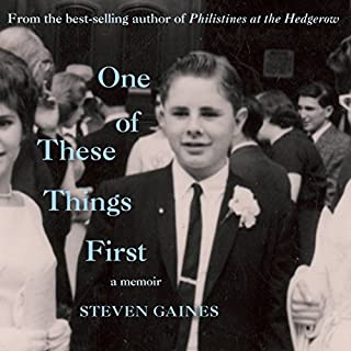 One of These Things First cover art