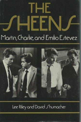 The Sheens: Martin, Charlie, and Emilio Estevez