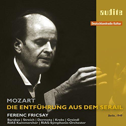 Sari Barabas, Rita Streich, Anton Dermota, Helmut Krebs, Josef Greindl, RIAS Kammerchor, RIAS-Symphonie-Orchester & Ferenc Fricsay