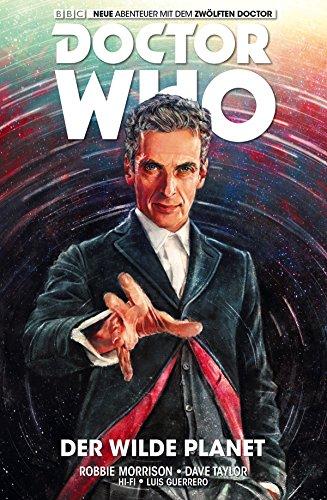 Doctor Who Staffel 12, Band 1 - Der wilde Planet (German Edition)