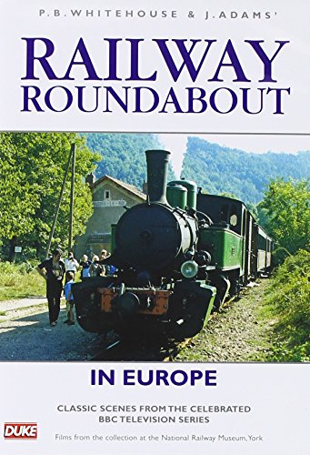 Photo of Railway Roundabout In Europe [DVD]