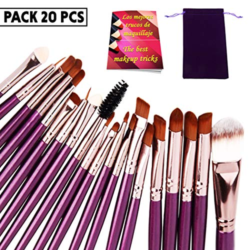 Imagen de Brochas de maquillaje profesional set