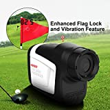 Zoom IMG-1 mileseey telemetro da golf con