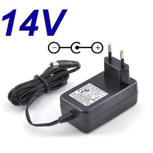 Ladegerät Aktuelle 14V Ersatz für Lautsprecher Ruark Audio R1 MK2 - R1 MK3 - R2 MK3 & MR1 Netzadapter Netzteil Replacement