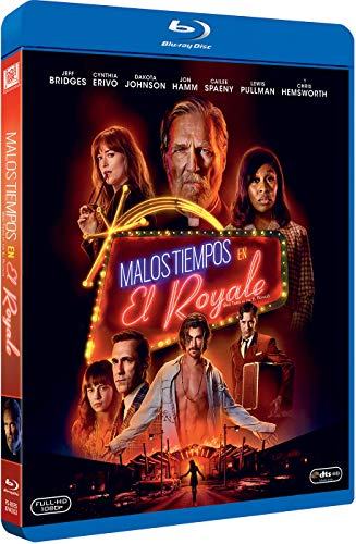 Malos Tiempos En El Royale Blu-Ray [Blu-ray]