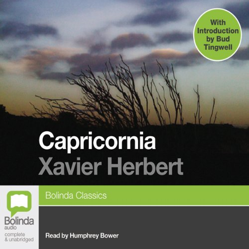 Capricornia audiobook cover art