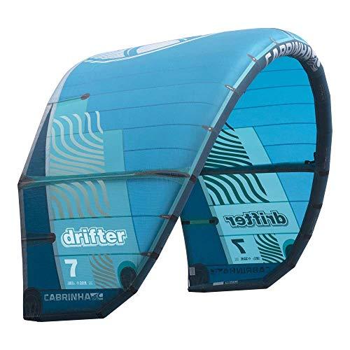 Cabrinha Drifter Kite 2019-Blue-12,0