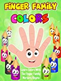 Finger Family Colors - Learn Colors With The Finger Family Nursery Rhyme
