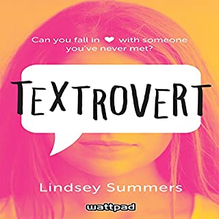 Textrovert audiobook cover art