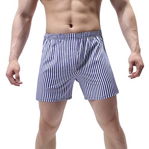 FRAUIT Heren Boxershort Home Shorts Soft onderbroeken knickers ondergoed shorts Basic Multifunctioneel ondergoed onderbroek retroshorts zacht ademend comfortabel