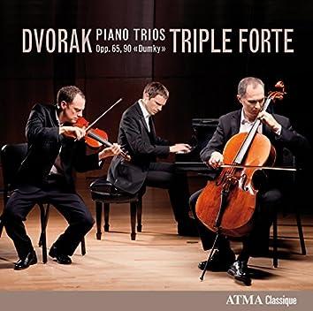 Dvořák: Piano Trios, Opp. 65 & 90