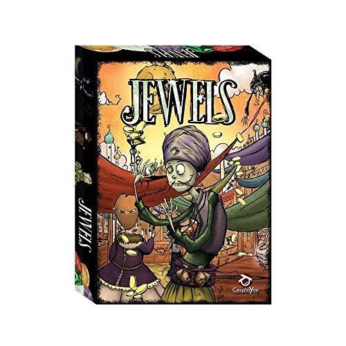 CosplaYou- Jewels, JWL01