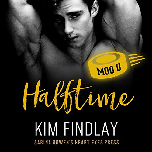 Halftime Audiobook By Kim Findlay, Heart Eyes Press cover art