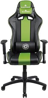 Bultaco Gaming Division Silla, PVC, Negra/Verde, L