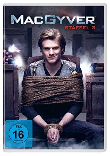 MacGyver - Staffel 3 [6 DVDs]