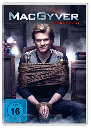 MacGyver - Staffel 3 [6 DVDs]