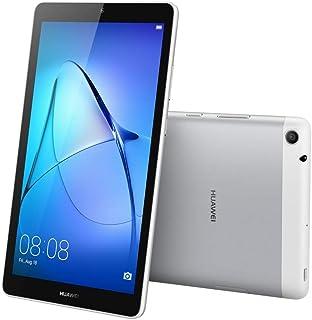 Huawei MediaPad T3 Tablet - 7 Inch, 16GB, 1GB RAM, Wi-Fi - Moonlight Silver