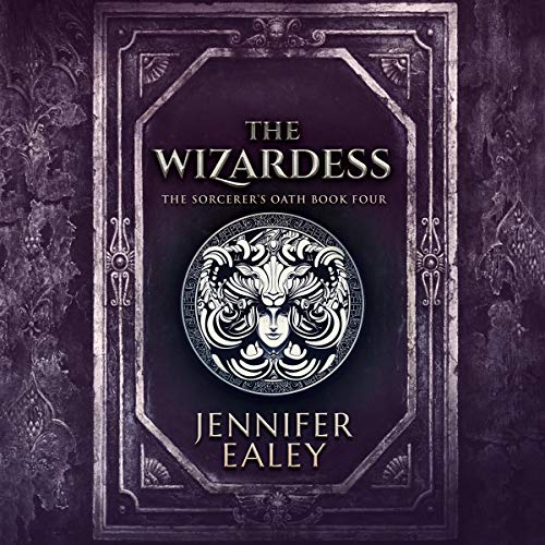 The Wizardess cover art