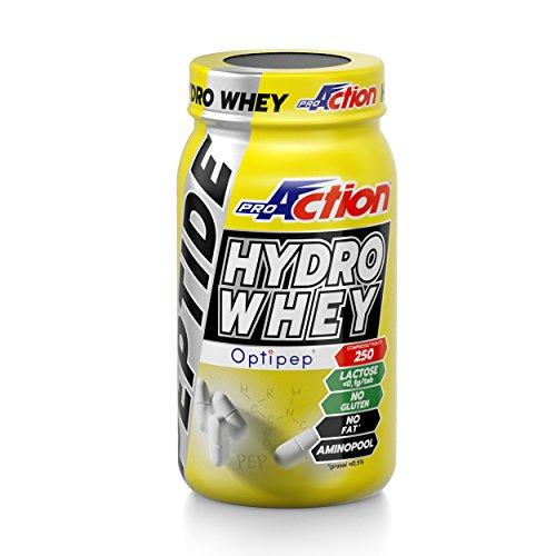 ProAction Peptide Hydro Whey - Barattolo da 250 compresse
