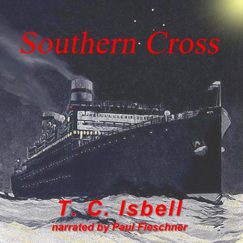 Southern Cross audiobook cover art