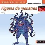 Figures de Monstres d'Annie Le Fustec