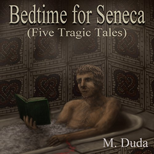 Bedtime for Seneca audiobook cover art