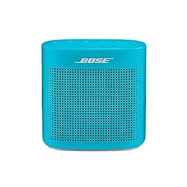 Bose 752195-0500 SoundLink Color Bluetooth Speaker II - Aquatic Blue