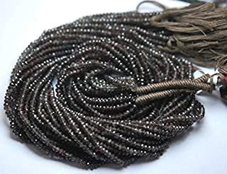 Jewel Beads Natural Beautiful jewellery 13 Inches Strand,AAA Quality,Natural Scapolite Faceted Rondelles Size 3.10mmCode:- JBB-31002