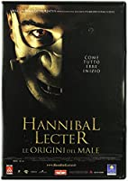 Hannibal Lecter - Le origini del male [Import anglais]