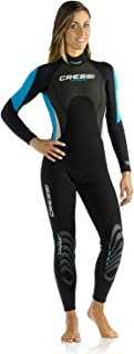 Cressi Men's & Ladies' Ultraspan Scuba Diving Wetsuit made in Premium Material | Morea designed in Italy: quality since 1946