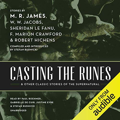 Casting the Runes, and Other Classic Stories of the Supernatural Titelbild