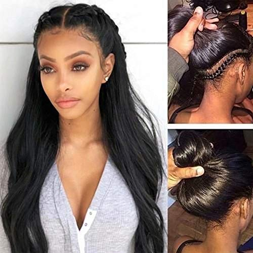 obtener pelucas mujer encaje frontal on-line