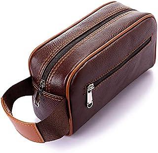 Lela fashion Bag For Men,Brown - Wristlets