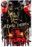 gaozhen Jeepers Creepers Leinwand-Kunst-Poster und