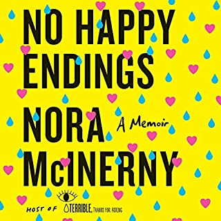 Page de couverture de No Happy Endings