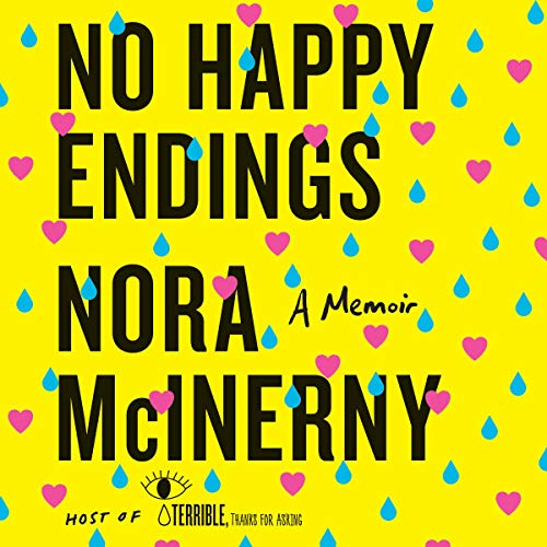 No Happy Endings audiobook cover art